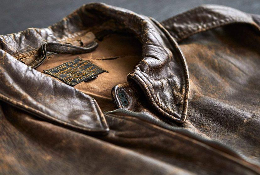 Bronco A2 flight jacket