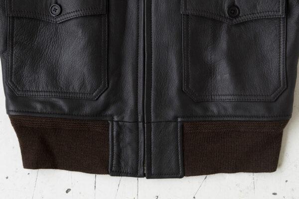 ingle Ply Bi-Directional 100% Wool Waistband