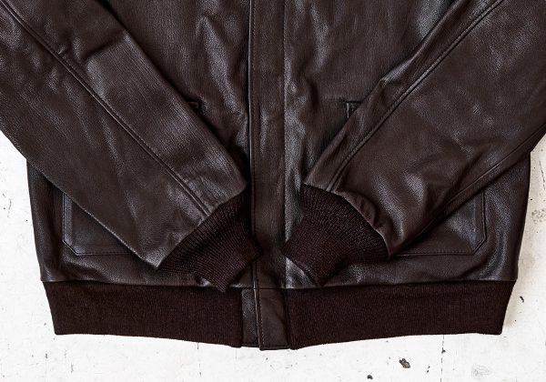 Cuffs on a2 jacket