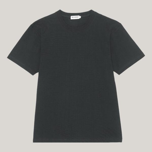 Black loopwheel tshirt