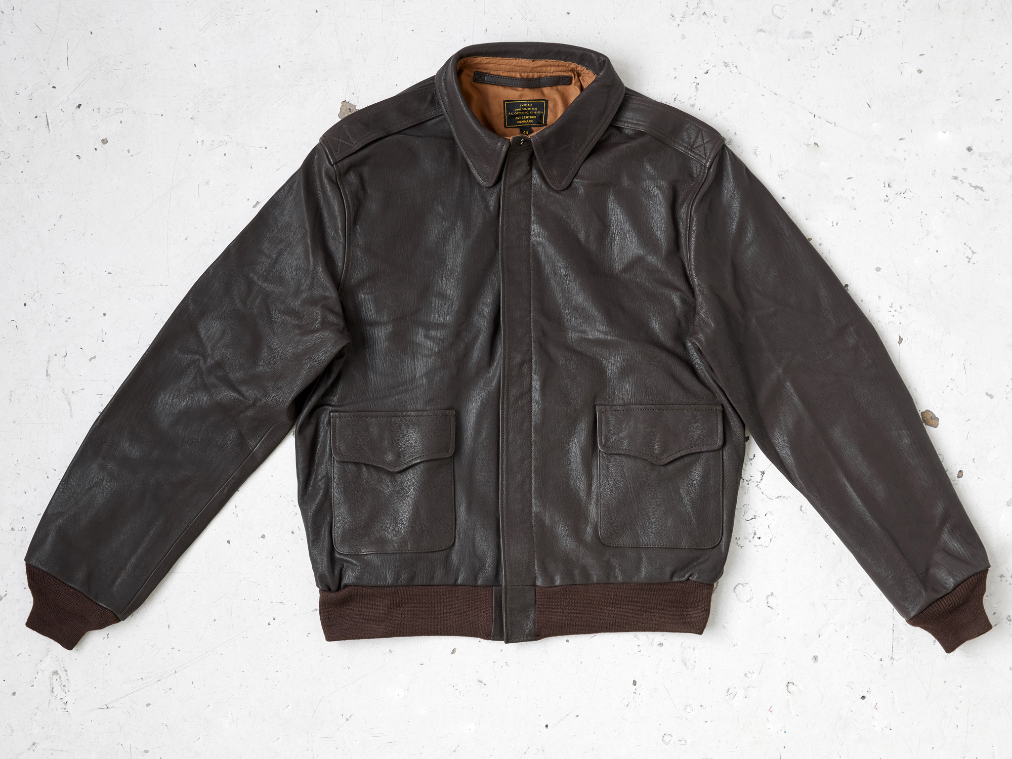 Horsehide and Goatskin Leather